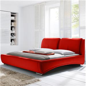 Diamond Sofa Bedroom DS Contemporary King Bed
