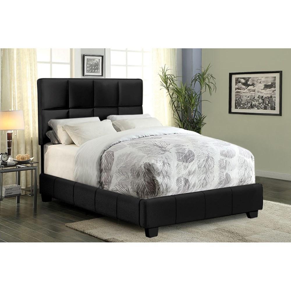 Diamond Sofa Biscuit Full Bed - Item Number: BISCUITBLFL