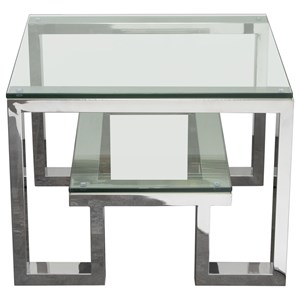 Diamond Sofa Carlsbad End Table