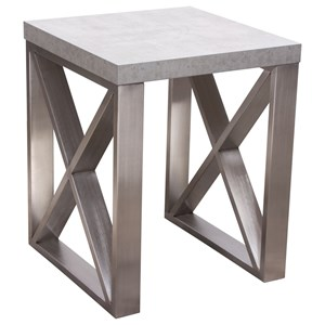 Diamond Sofa Carrera Tables End Table