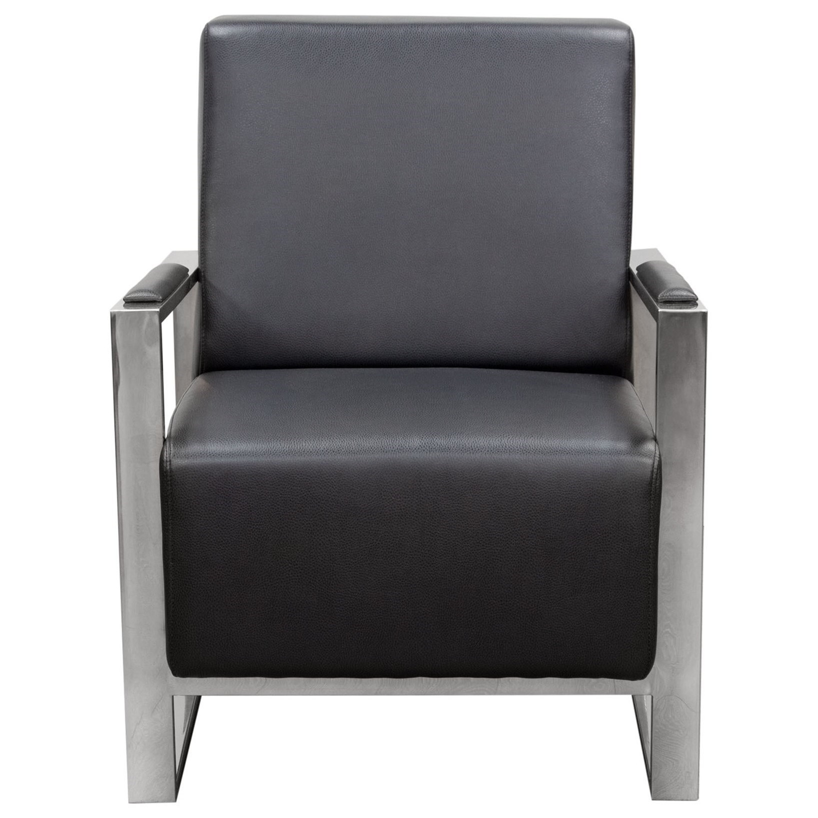 Diamond Sofa Century Accent Chair - Item Number: CENTURYCHBL