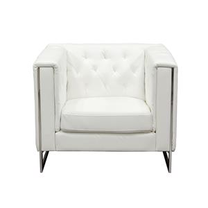 Diamond Sofa Chelsea Leatherette Chair