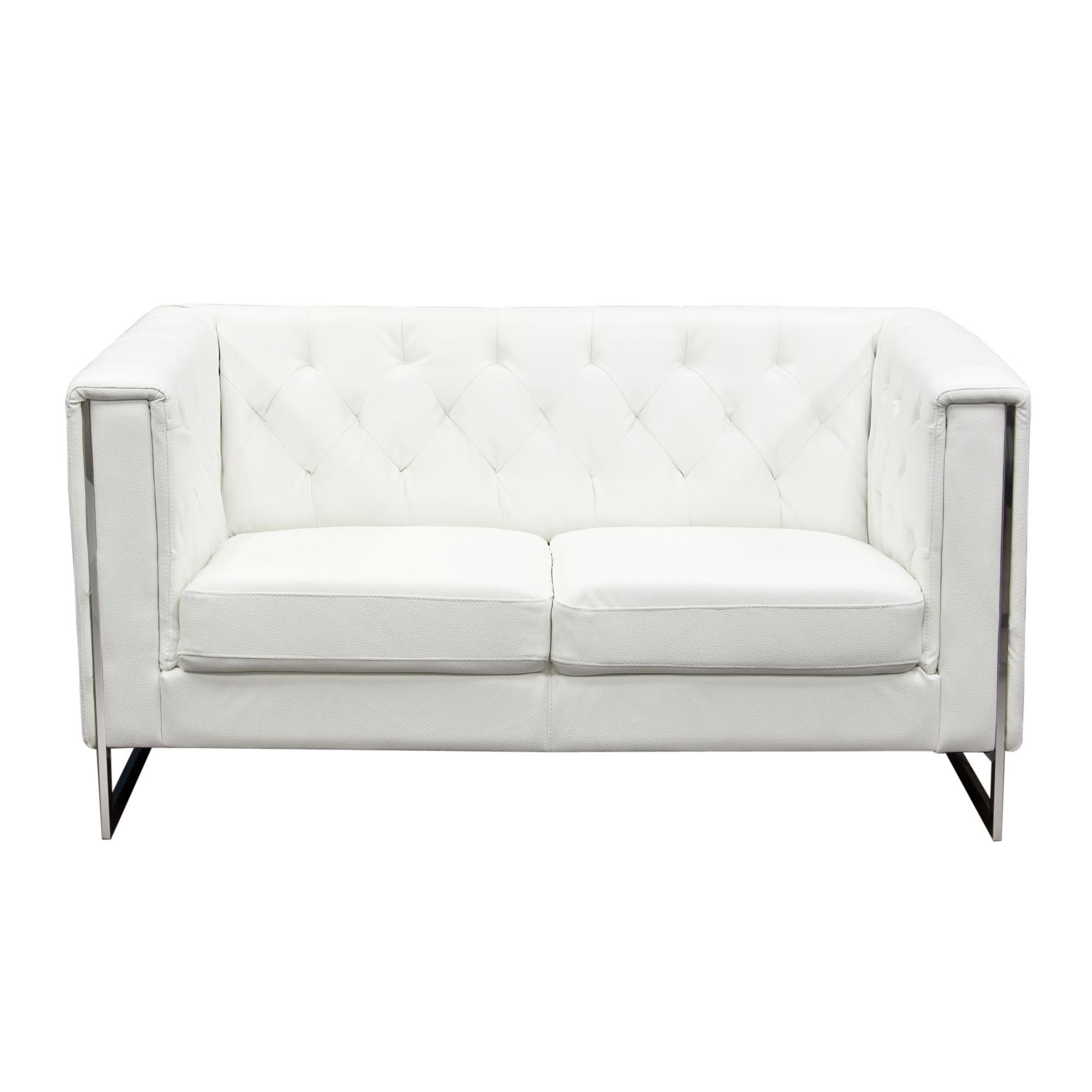 Diamond Sofa Chelsea Loveseat - Item Number: CHELSEALOWH