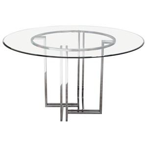 Diamond Sofa Deko Round Dining Table