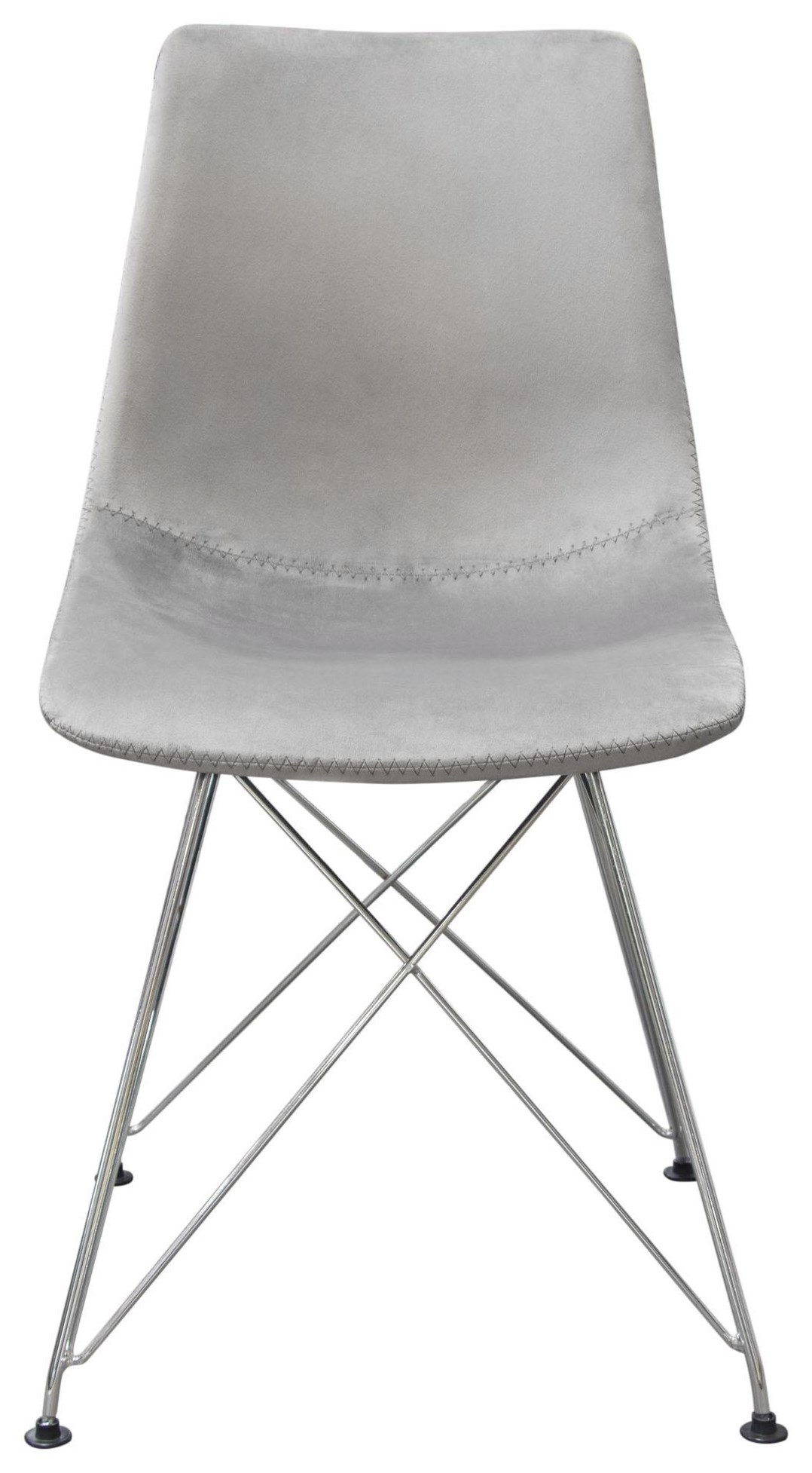 Theo Dining Chair by Diamond Sofa at Red Knot