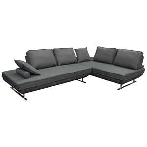 Diamond Sofa Dolce Lounger Sectional
