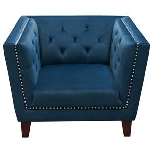 Diamond Sofa Grand Chair