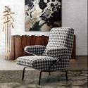 Diamond Sofa Harper Accent Chair - Item Number: HARPERCHHT