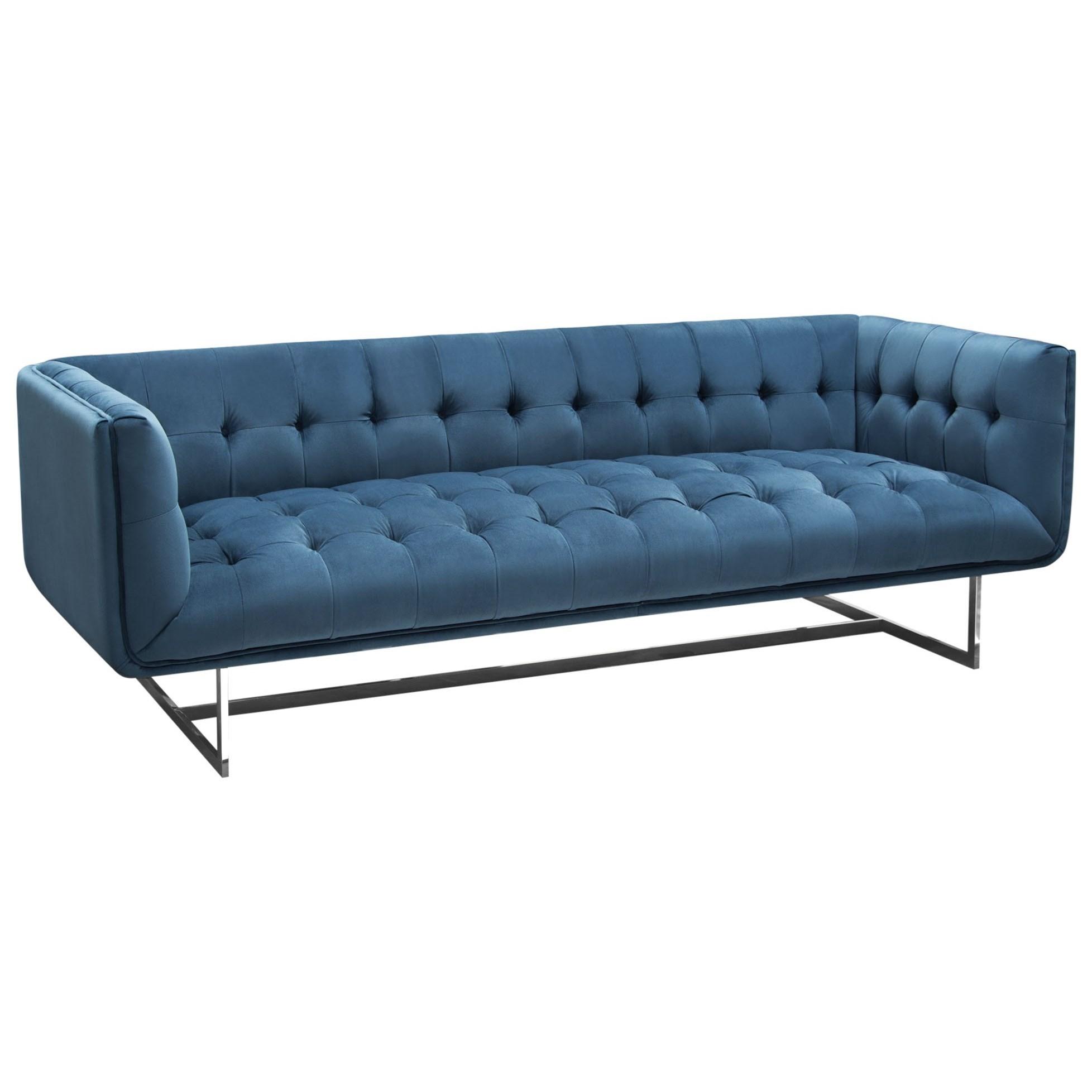 Hollywood Sofa by Diamond Sofa at HomeWorld Furniture
