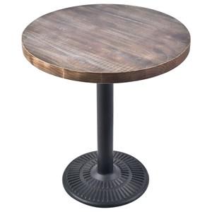 Diamond Sofa Lincoln Bistro Table