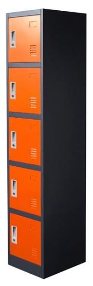 5 Door Locker