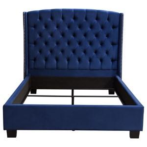 Diamond Sofa Majestic Queen Bed