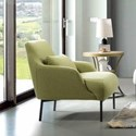 Diamond Sofa Melrose Chair Red Knot Upholstered Chairs