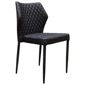 Diamond Sofa Milo Set of Four Dining Side Chairs