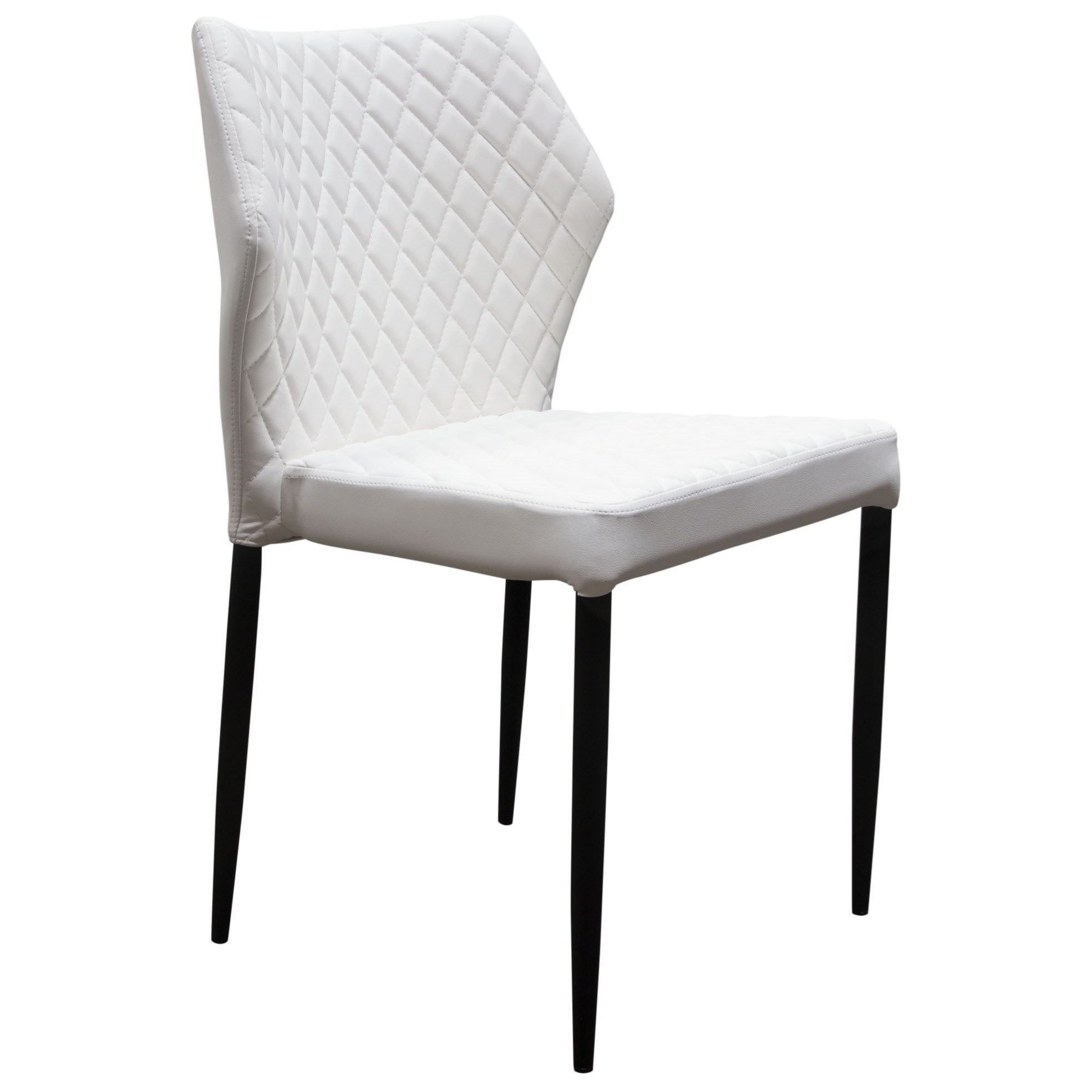 Set of Four Dining Side Chairs