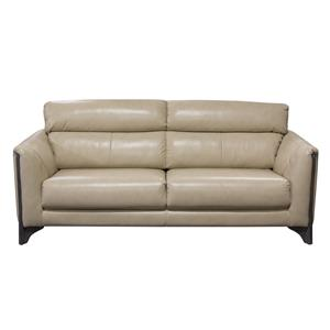 Diamond Sofa Monaco Sofa in Blended Leather