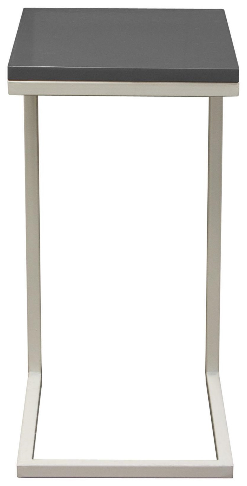Edge Accent Table