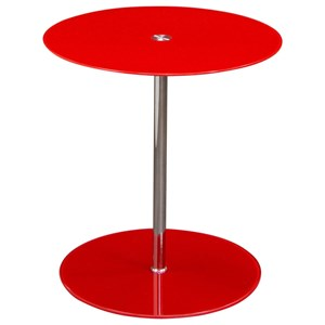 Diamond Sofa Occasional Orbit Accent Table