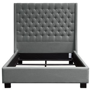 Diamond Sofa Park Ave Queen Bed