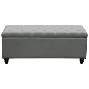 Diamond Sofa Park Ave Storage Trunk