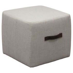 Diamond Sofa Ritz Ottoman