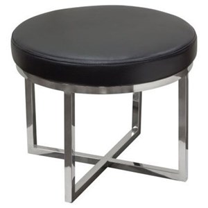 Diamond Sofa Ritz Stool