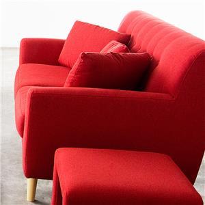 Diamond Sofa Scarlett Fabric Loveseat