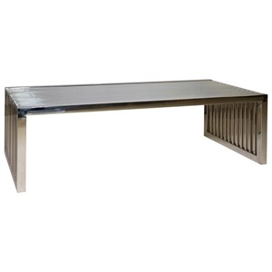 Diamond Sofa Soho Rectangular Cocktail Table