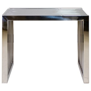 Diamond Sofa Soho Rectangular End Table