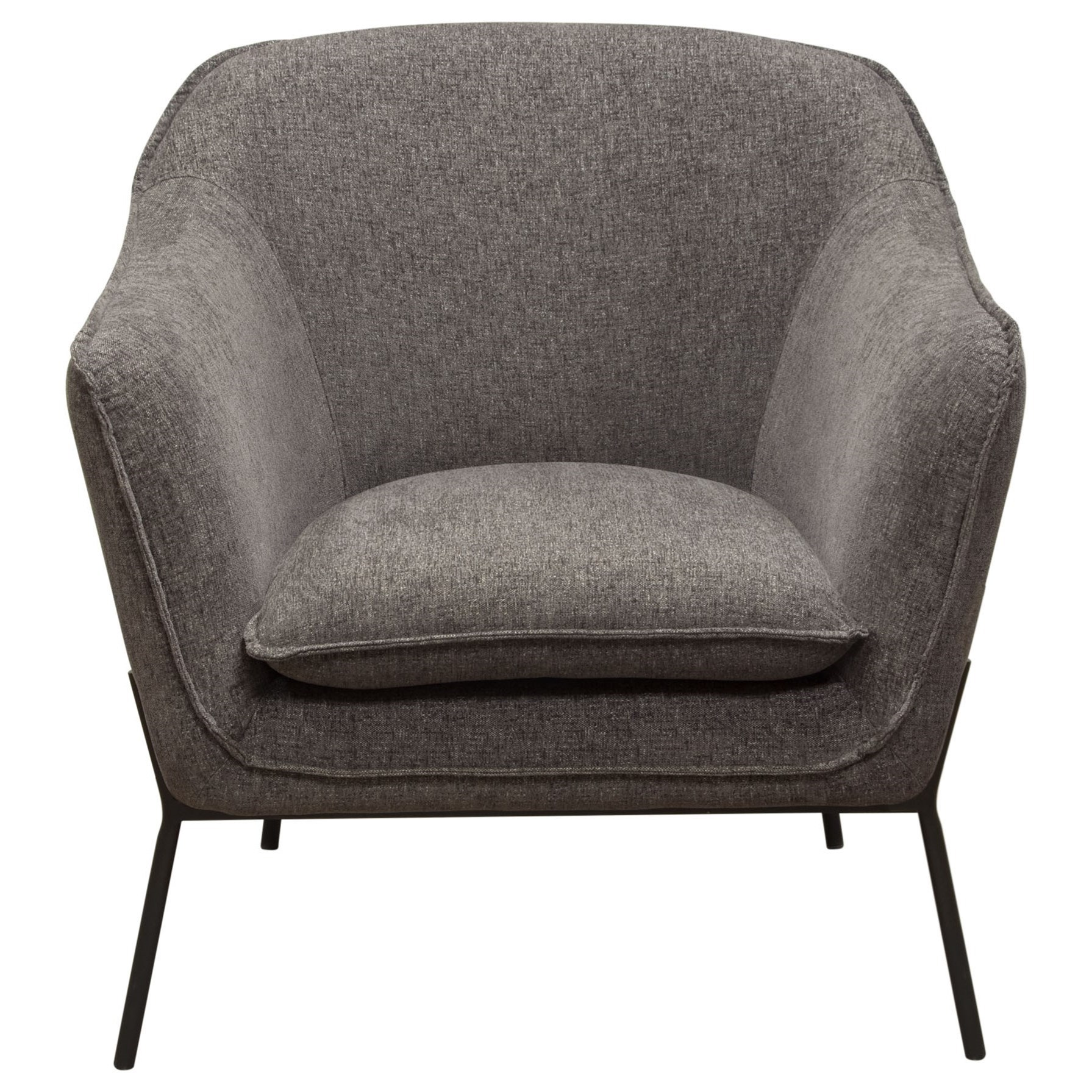 Diamond Sofa Status Chair Red Knot Upholstered Chairs
