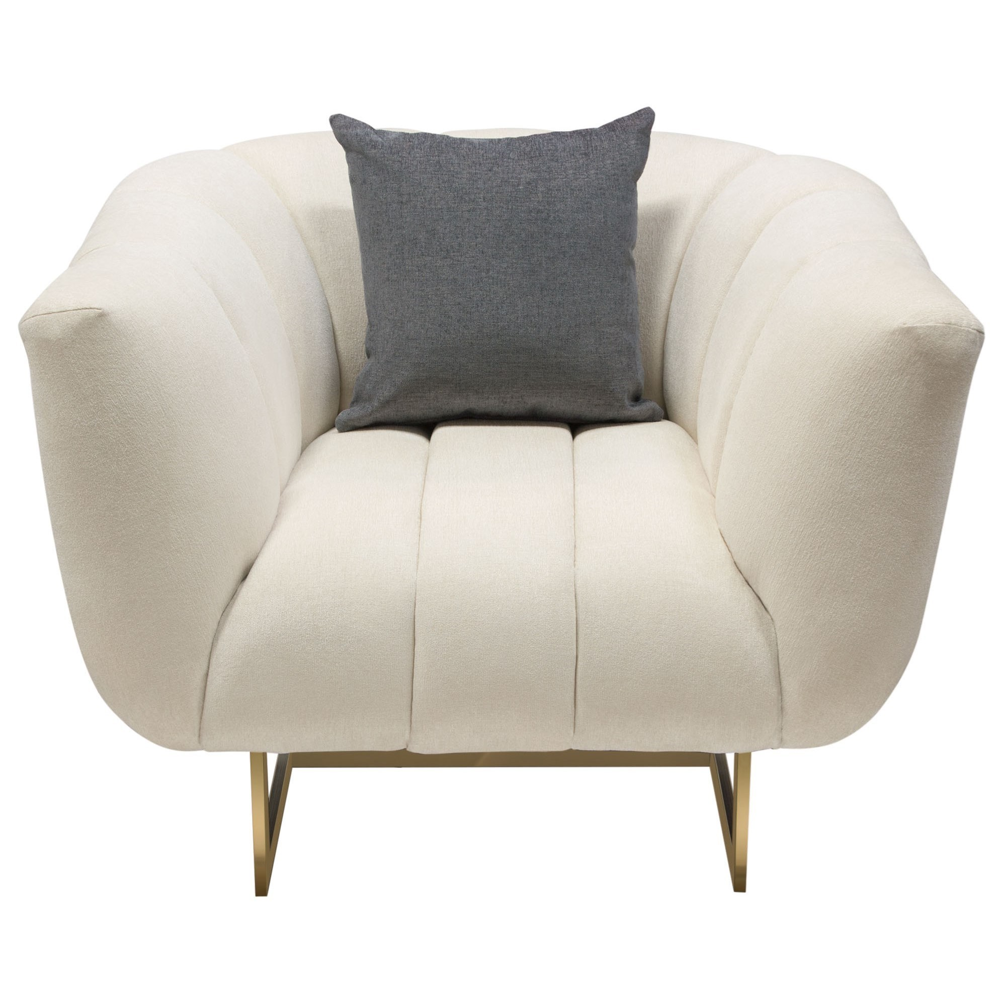 Venus Chair by Diamond Sofa at Red Knot