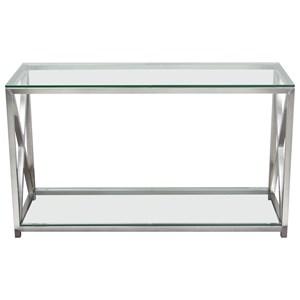 Diamond Sofa X-Factor Console Table