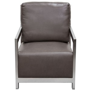Diamond Sofa Zen Accent Chair