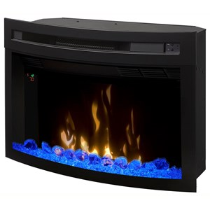 "Dimplex Electric Fireboxes 25"" Multi-Fire XD Electric Firebox"