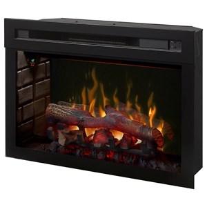"Dimplex Electric Fireboxes 25"" Multi-Fire XD® Electric Firebox"
