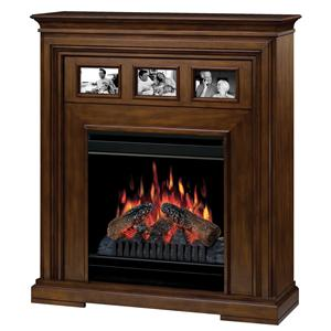 Acadian Electric Fireplace