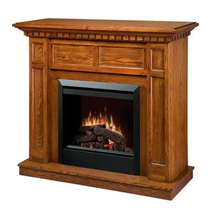 Dimplex Flat-Wall Fireplaces Caprice Electric Fireplace