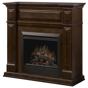 Dimplex Flat-Wall Fireplaces Trenton Flat-Wall Fireplace