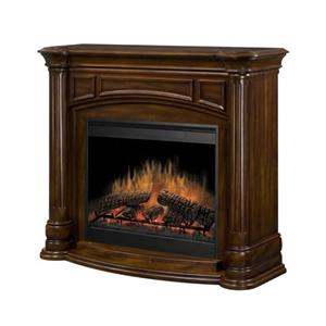 Dimplex Flat-Wall Fireplaces Belvedere Electric Fireplace