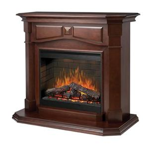 Dimplex Flat-Wall Fireplaces Notting Hill Electric Fireplace