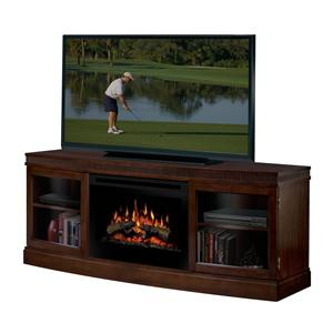 Wickford Media Console Fireplace