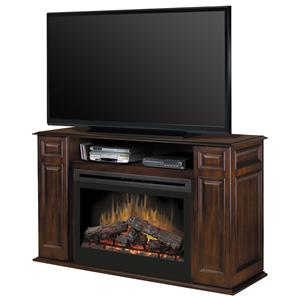 Dimplex Media Console Fireplaces Atwood Media Console Fireplace