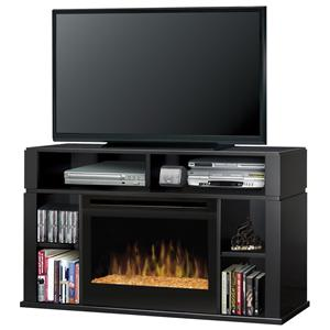 Sandford Media Console Fireplace