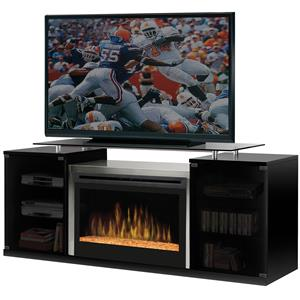 Marana Media Console Electrical Fireplace