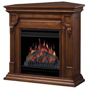 Dimplex Warren  Warren Convertible Electric Fireplace