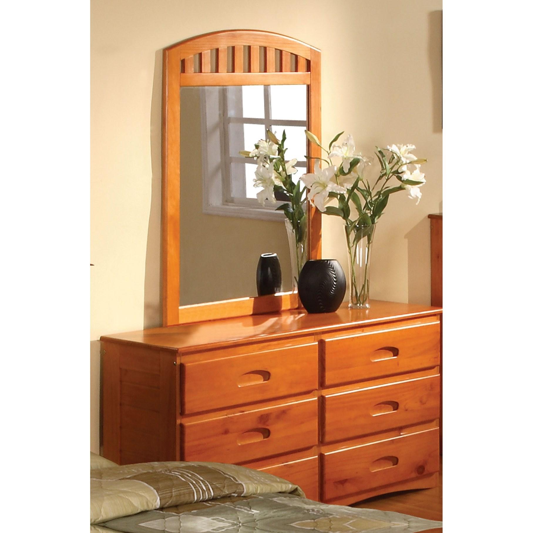 Dresser Mirror Set