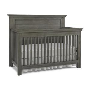 Flat Top Panel Convertible Crib