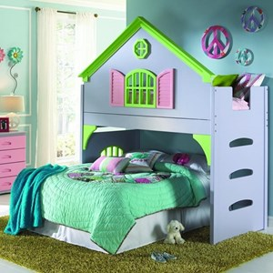 Donco Trading Co Doll House Loft