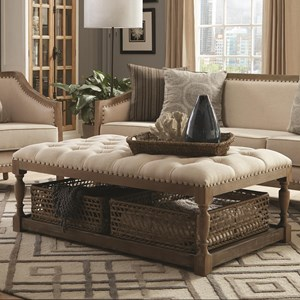 Donny Osmond Home 72141 Coffee Table
