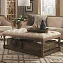 Donny Osmond Home 72141 Coffee Table - Item Number: 721418